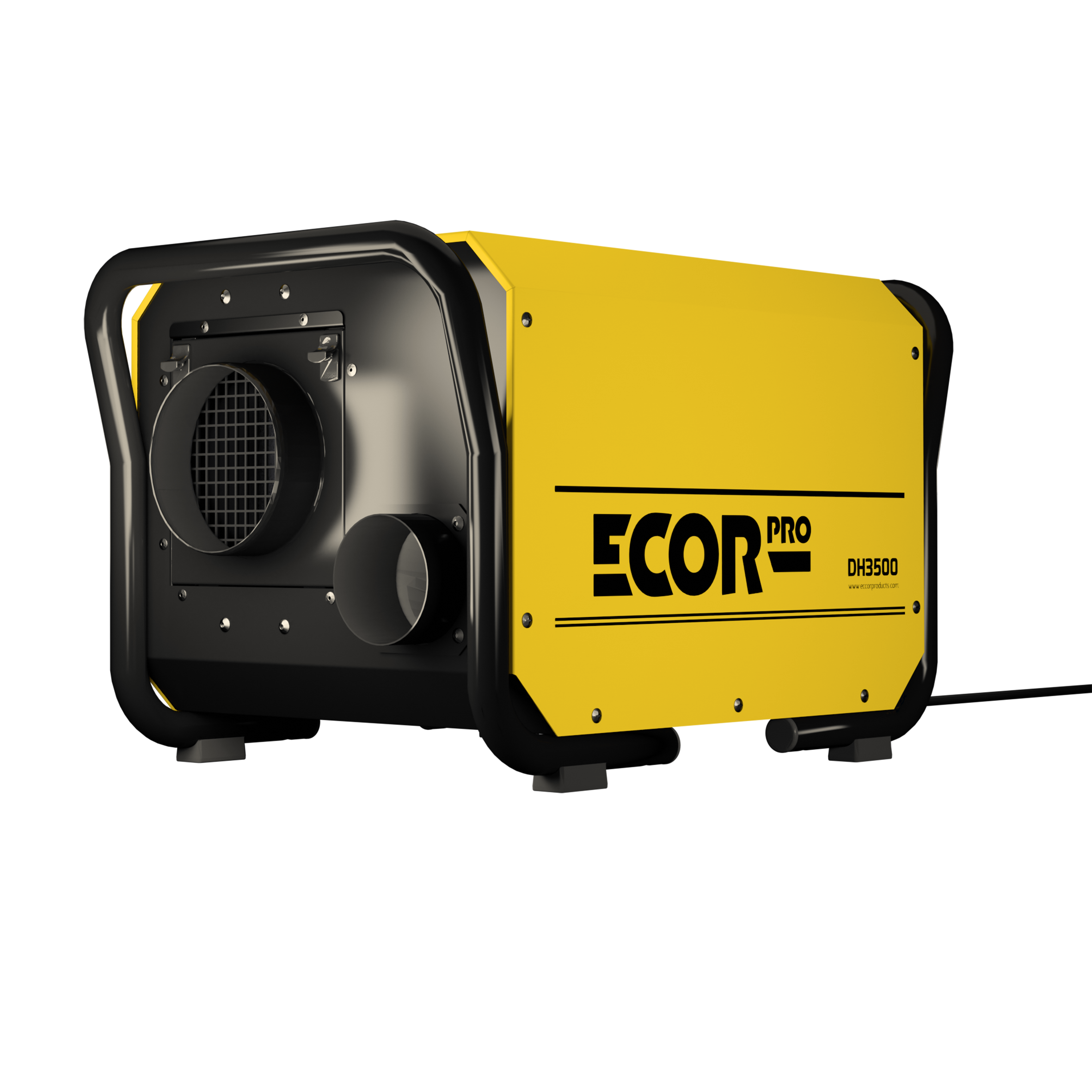 dh3500 side dehumidifiers by Ecor Pro