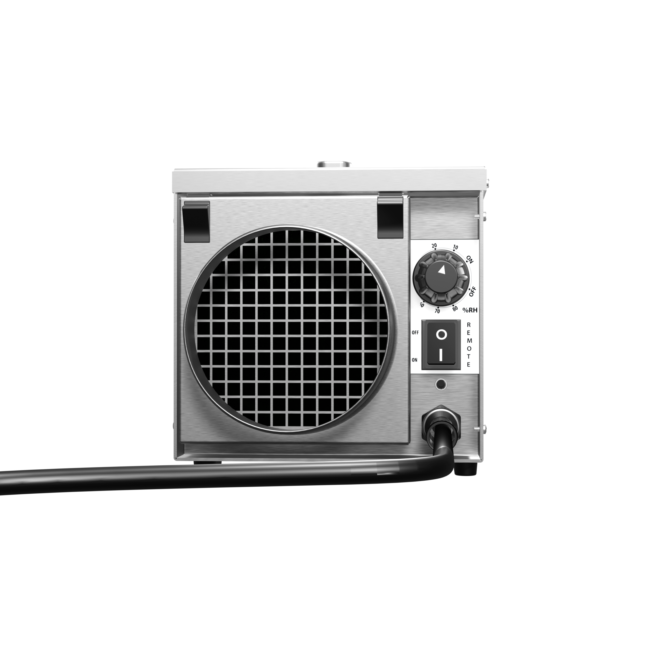epd50 dh1200 front dehumidifiers by Ecor Pro