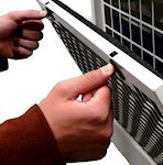 DSR20 ecor pro metal filter grill dehumidifiers by Ecor Pro
