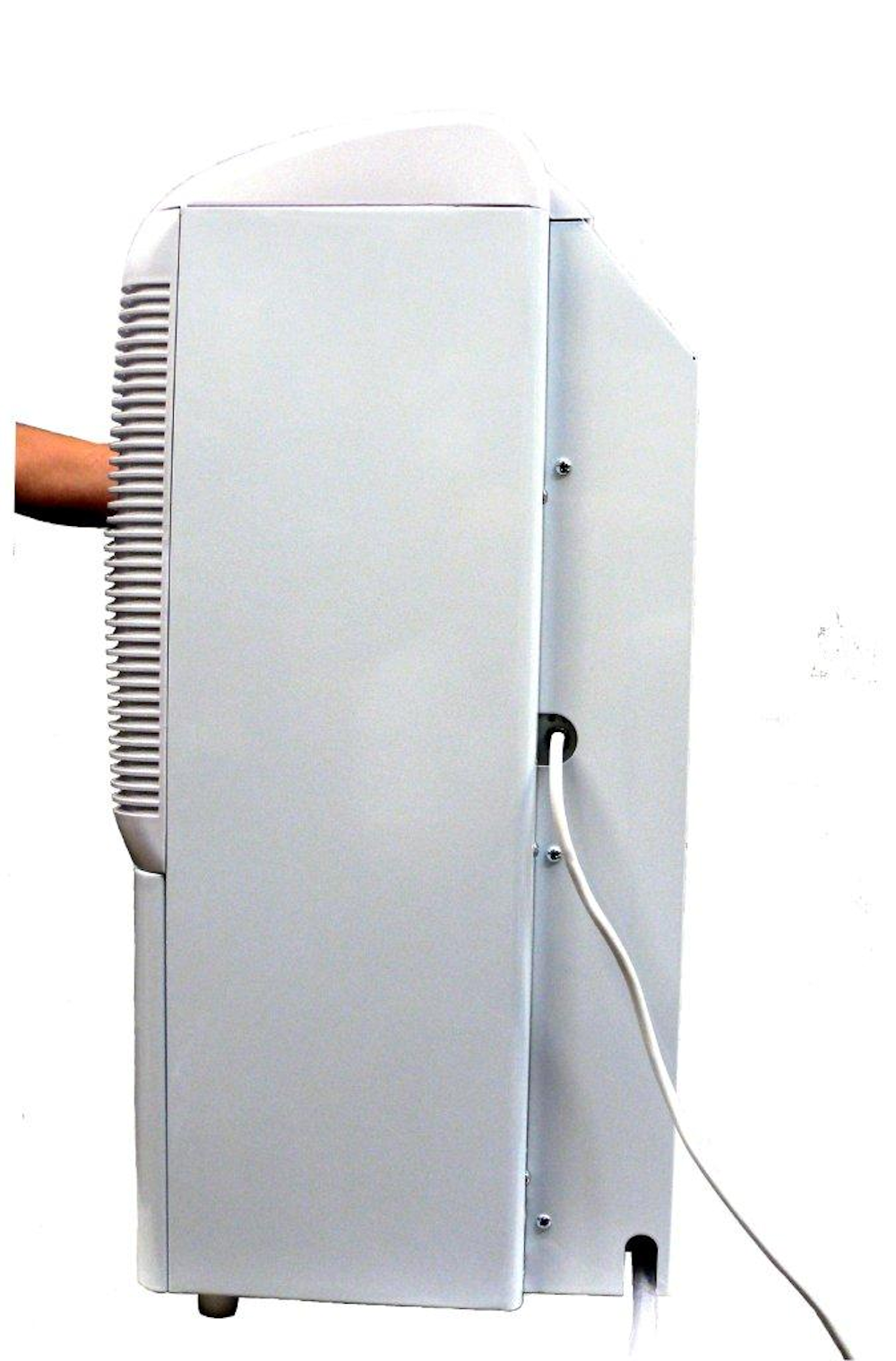 d850 d950 side view dehumidifiers by Ecor Pro