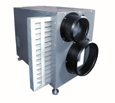 ld800 filter dehumidifiers by Ecor Pro