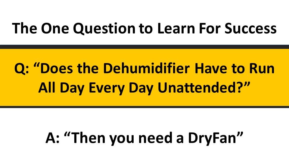 dehumidifier training slide 2