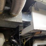 dehumidifiers for warehouses with ducting attached