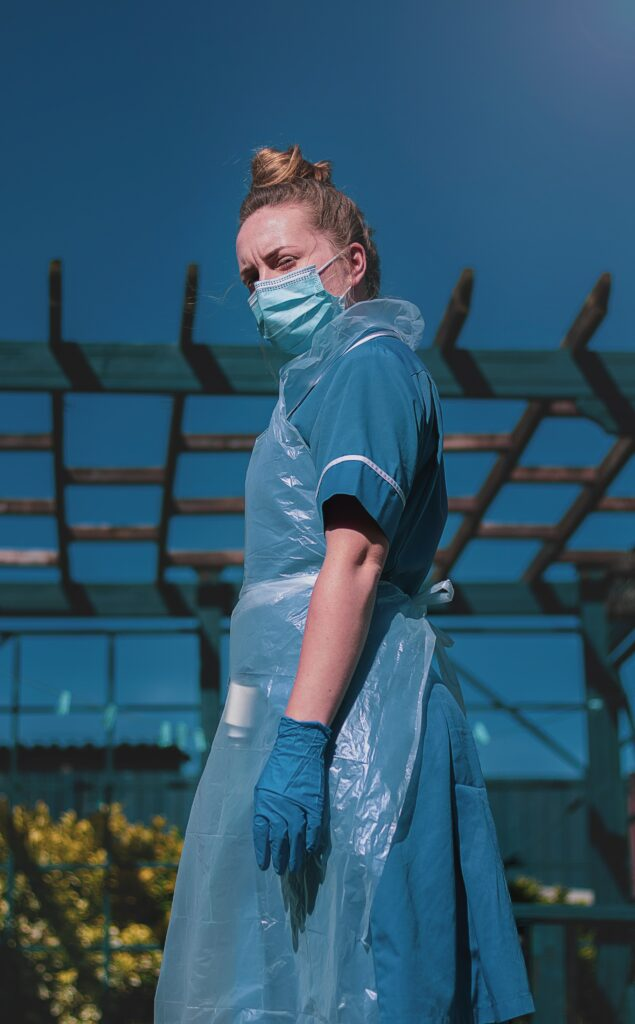 PPE equipment from Ecor Pro supplying face masks and protective gear