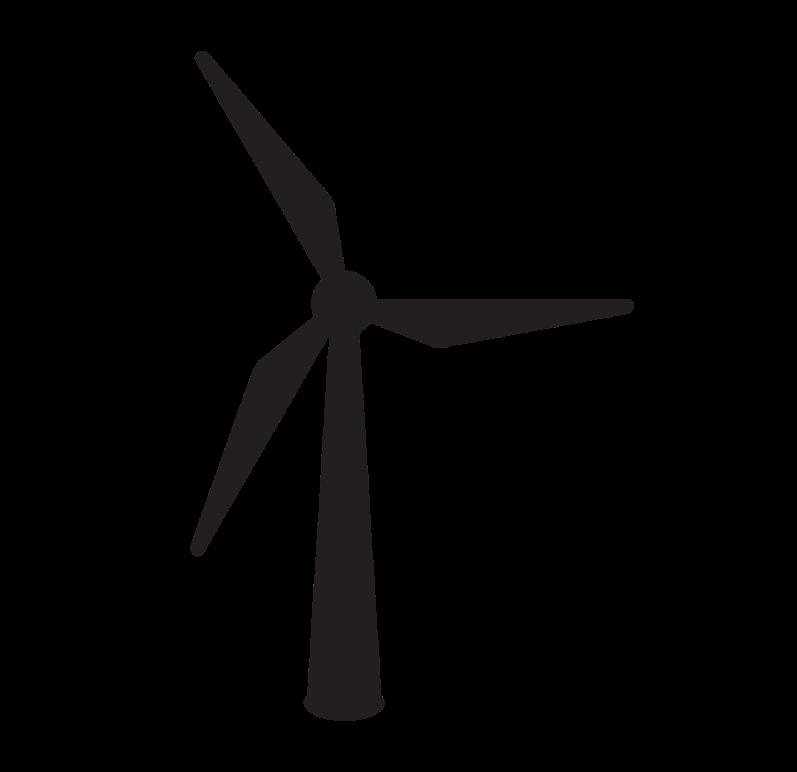 wind turbine dehumidifier