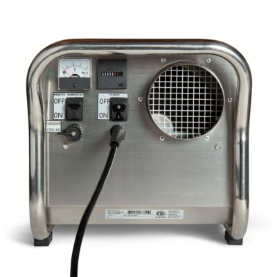 Boat dehumidifier all round views perfect for boats and ships