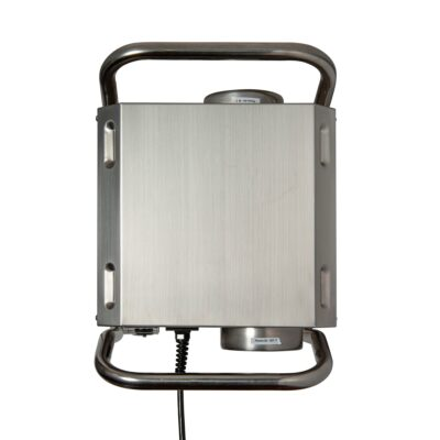 stainless steel dehumidifier different views used on ships and as a restoration dehumidifier