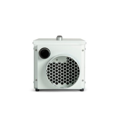 Mild steel dehumidifier is an award winning dehumidifier seen from different angles